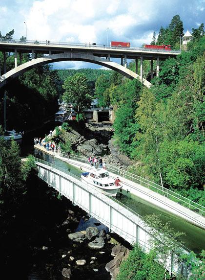 Håverud Aqueduct