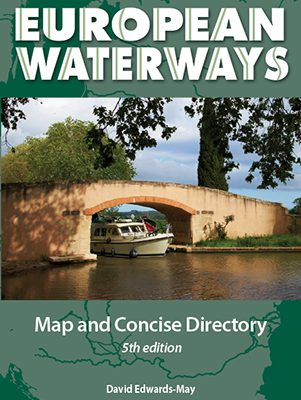 European Waterways Map & Directory