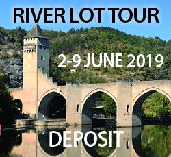 River Lot tour deposit