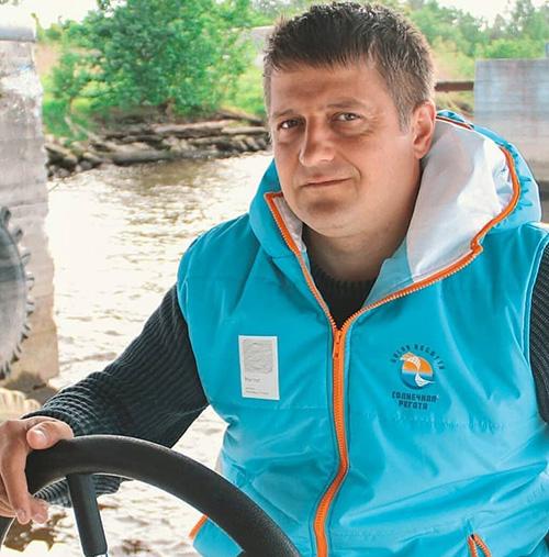 Alt Fuels Committee member Aleksandr Razvodovskiy