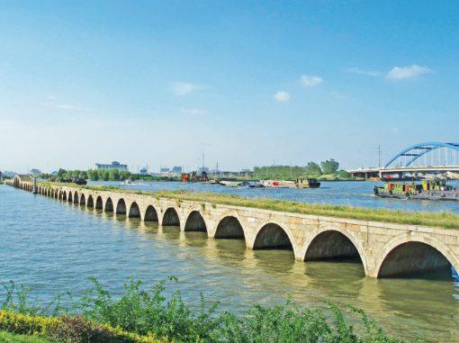 Baodai 'precious belt' bridge